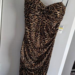 NWT Cheetah Dress!